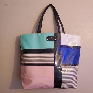 Kate Spade Daycation Bon Shopper Color Block Tote